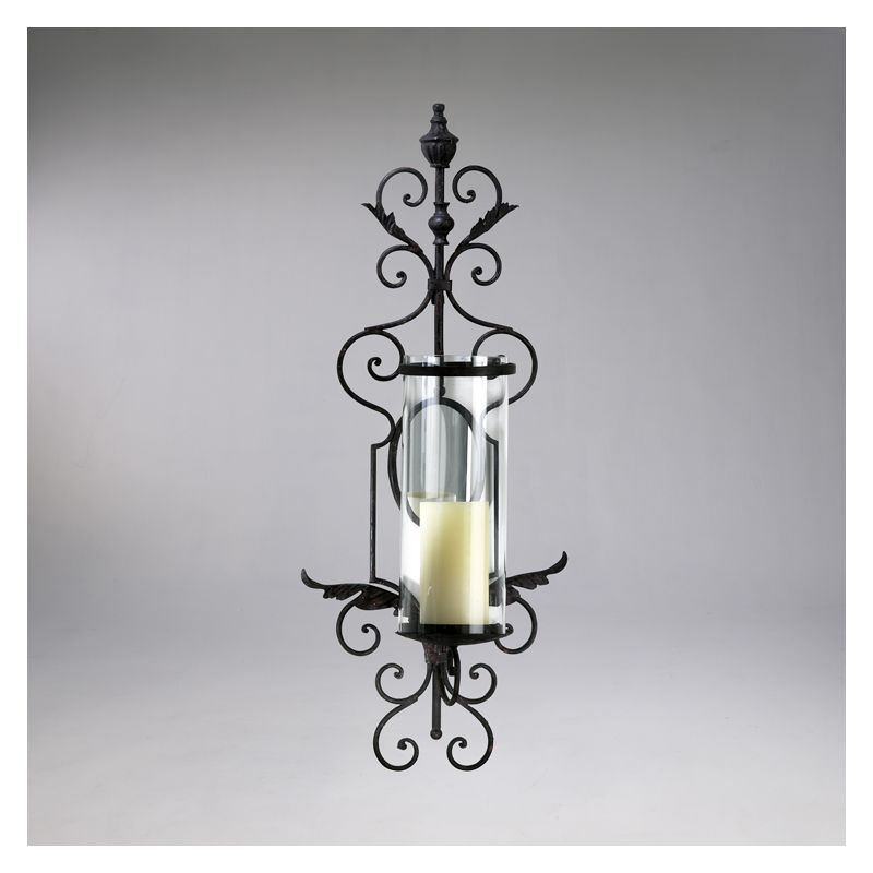 "Cyan Design 02997 29.5"" Sonoma Wall Candleholder Home Decor Candle"