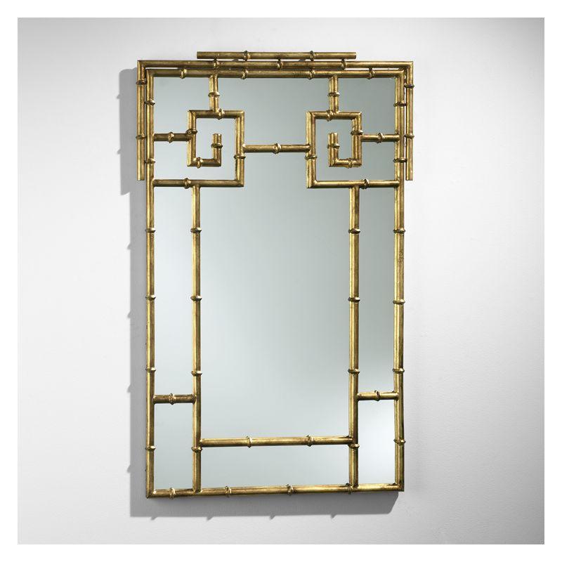 "Cyan Design 03033 38"" Bamboo Mirror Home Decor Lighting"