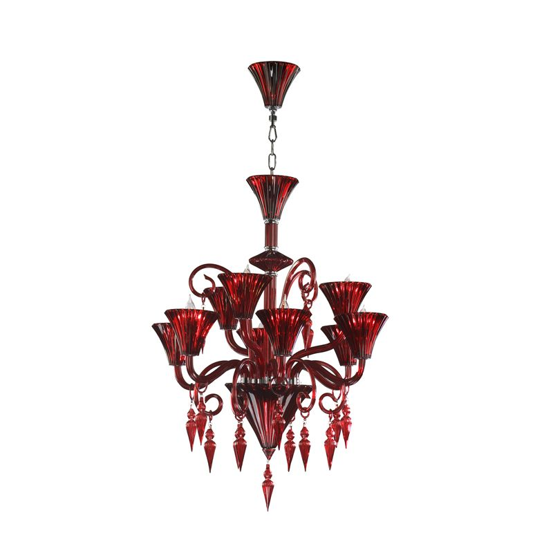 "Cyan Design 03045 35.25"" Andretti Chandelier from the Lighting"