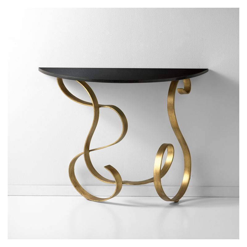 """Cyan Design 03077 27.5"""" Ribbon Side Table Furniture Console Tables"""