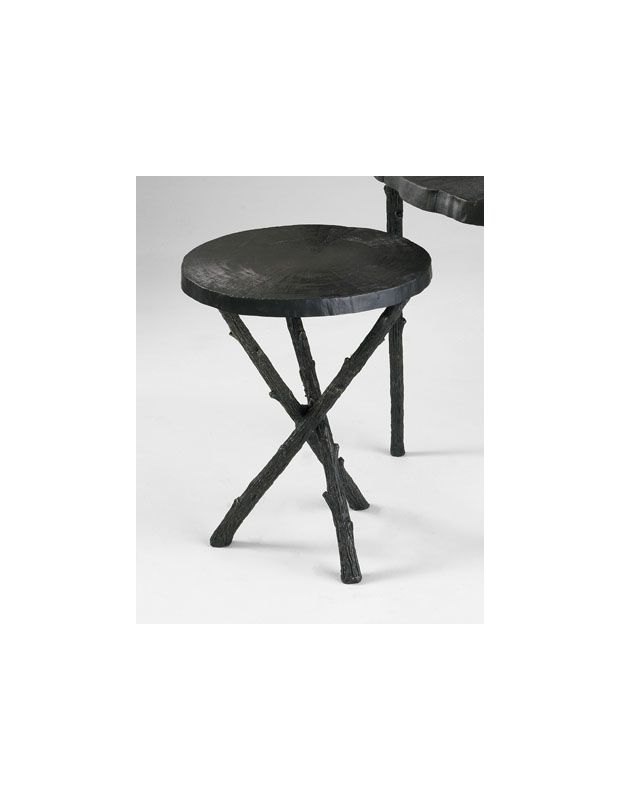 "Cyan Design 03083 20"" Tripod Side Table Furniture End Tables"
