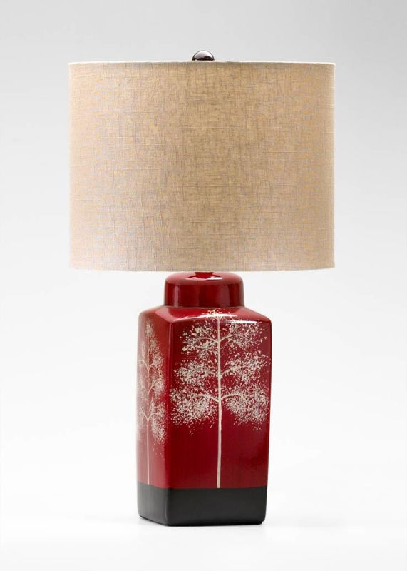 Cyan Design 04378 Asian 1 Light Down Lighting Table Lamp from the