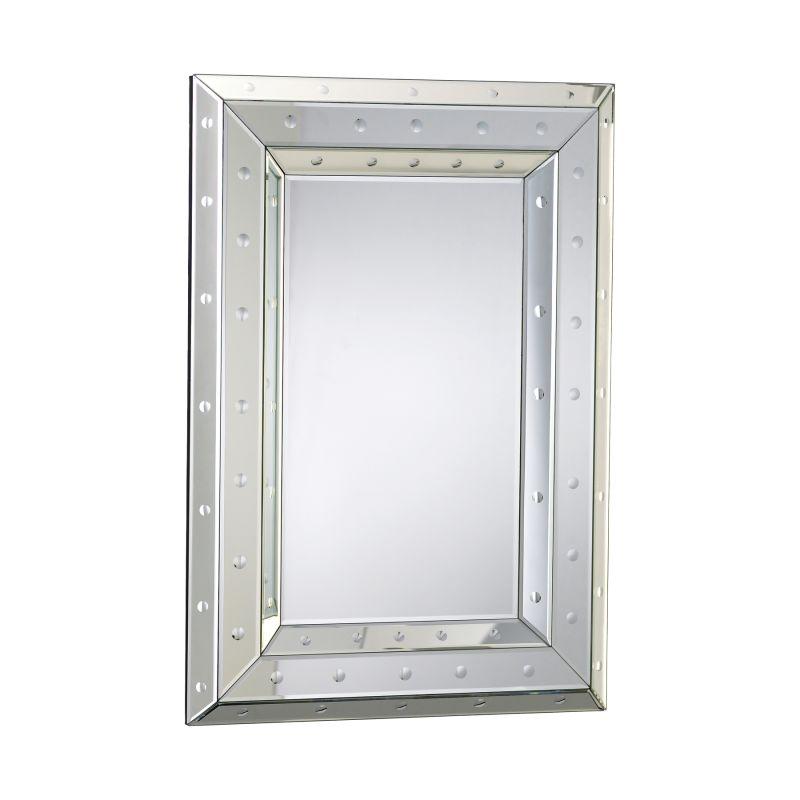 Cyan Design 04563 Marriot Rectangular Mirror Clear Home Decor Lighting