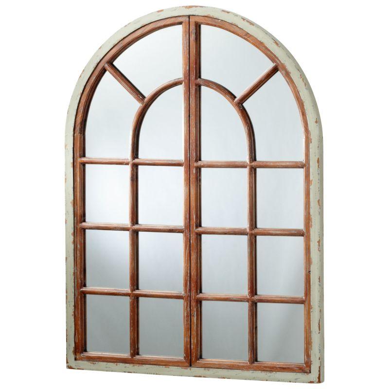 Cyan Design 04877 Richmond Specialty Mirror Antique Silver Rustic