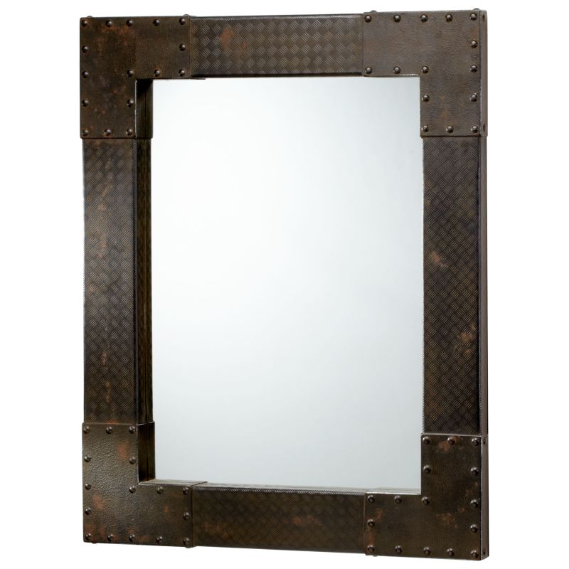 Cyan Design 04953 Lasalle Rectangular Mirror Ebony Home Decor Lighting