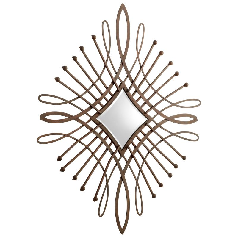 Cyan Design 05048 Bloem Specialty Mirror Byzantine Oxide Home Decor Sale $402.50 ITEM#: 2257728 MODEL# :5048 UPC#: 190808020697 :