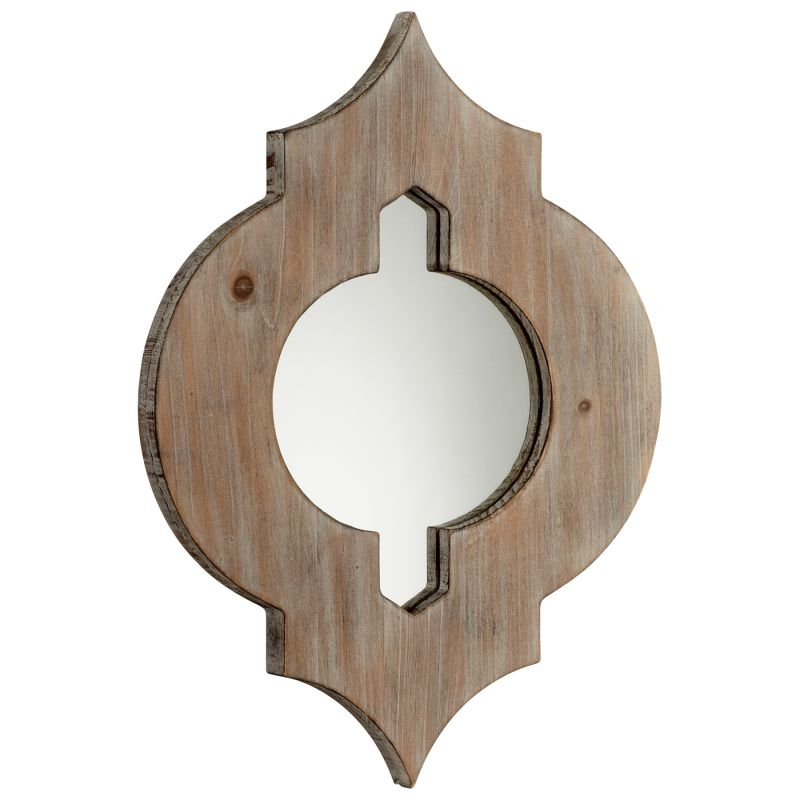 Cyan Design 05103 Turk Specialty Mirror Washed Oak Home Decor Lighting Sale $72.50 ITEM#: 2257760 MODEL# :5103 UPC#: 190808019691 :