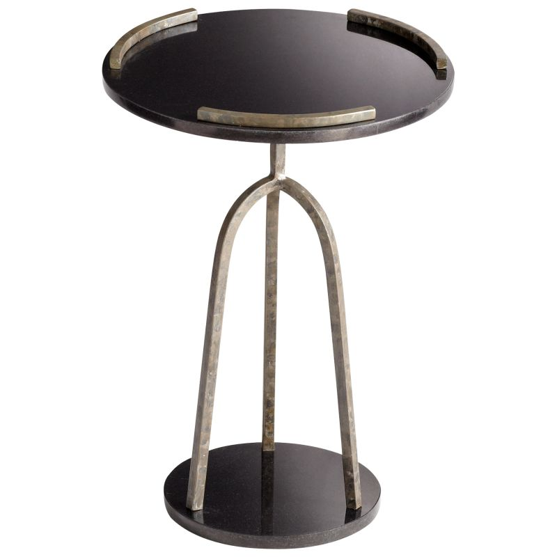Cyan Design 05114 Ziggy Accent Table Black Furniture End Tables