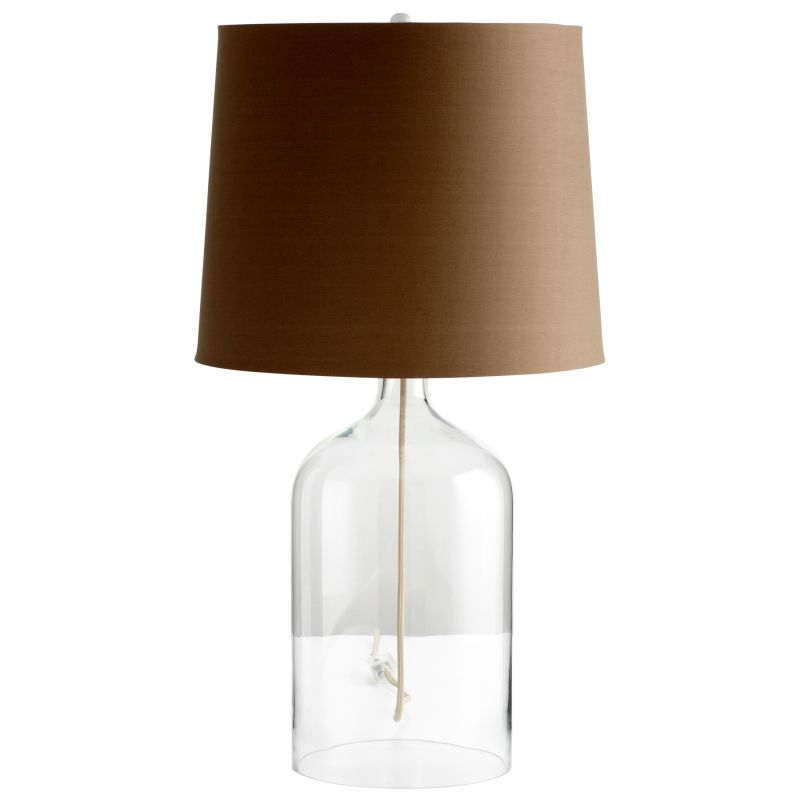 Cyan Design 05311 See Through 1 Light Table Lamp Clear Lamps Sale $109.23 ITEM#: 2257876 MODEL# :5311 UPC#: 190808030283 :