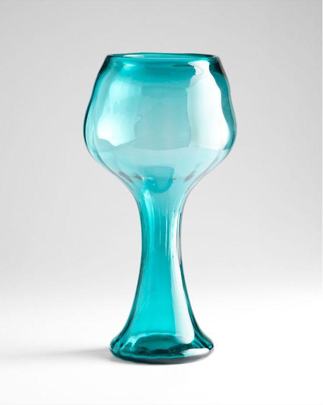 "Cyan Design 05361 25.5""Home Accent Vase Blue Home Decor Vases"