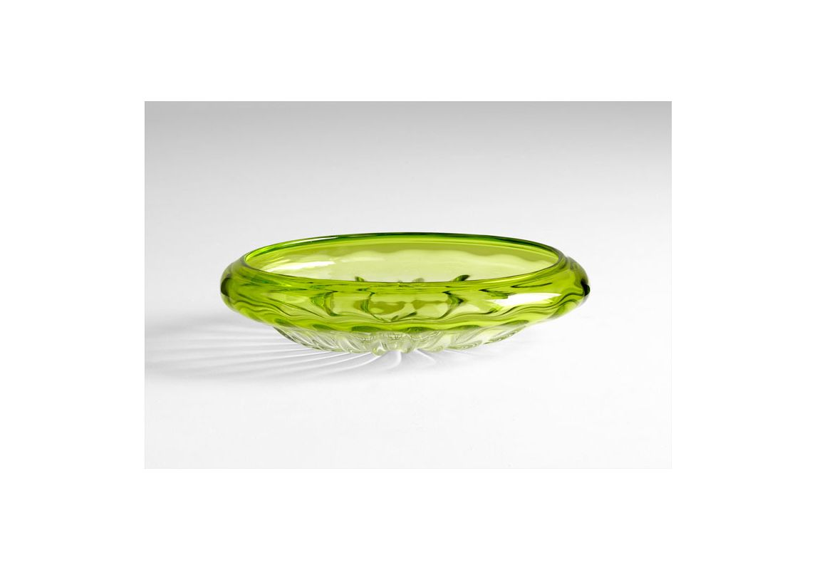 "Cyan Design 05368 5.5"" Decorative Bowl Green Apple Home Decor"