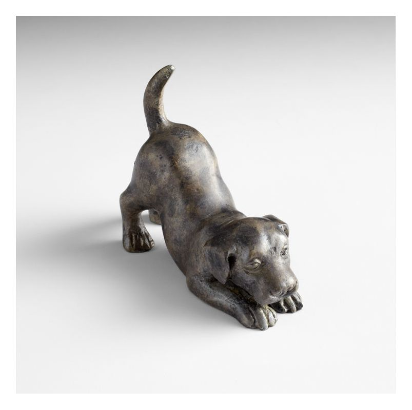 "Cyan Design 05467 4"" Hershey Puppy Sculpture Painted Acid Home Decor"