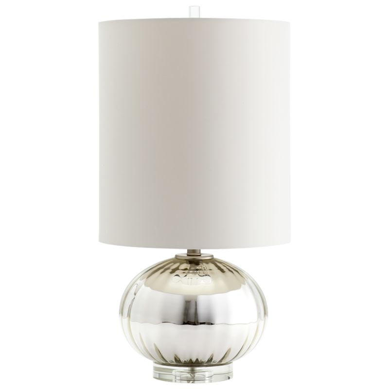 Cyan Design 05570 Barlett 1 Light Table Lamp Silver Grey Smoke Lamps Sale $119.23 ITEM#: 2257582 MODEL# :5570 UPC#: 190808032287 :