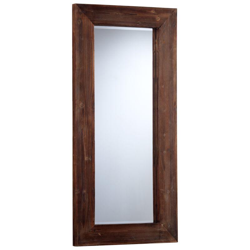 Cyan Design 05591 Ralston Rectangular Mirror Walnut Home Decor