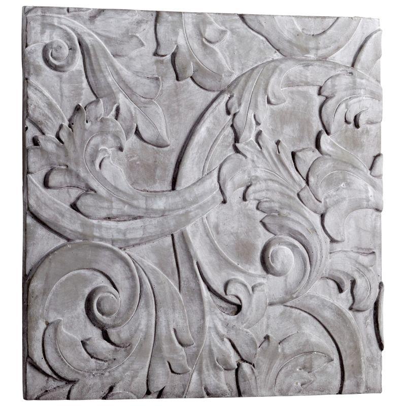 Cyan Design 05688 LaSalle Wall Decor Sandstone Home Decor Wall Decor