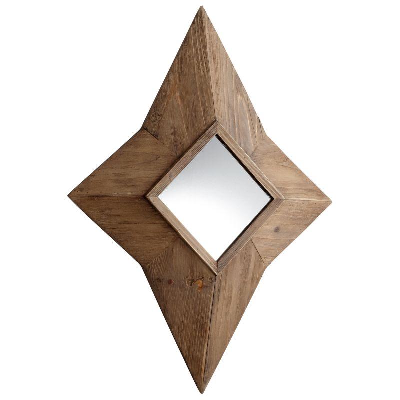 """Cyan Design 05800 32.5"""" Desert Starlight Mirror Natural Home Decor"""
