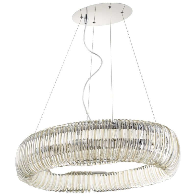 "Cyan Design 08852 Beaming Around 30"" Single Tier Chandelier with Sale $2422.50 ITEM#: 2962415 MODEL# :8852 UPC#: 190808074577 :"