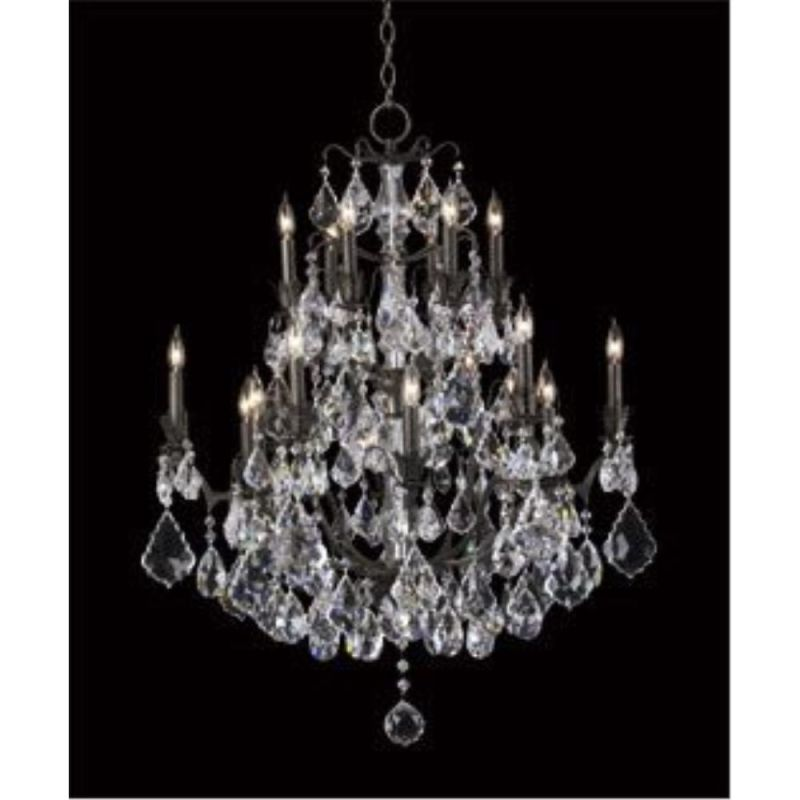 Cyan Design 694-18 Eighteen Lamp Chandelier from the Versailles