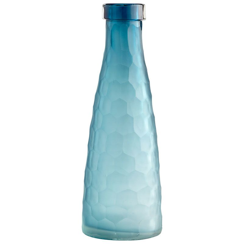 Cyan Design Large Hummingbird Vase Hummingbird 16 Inch Tall Glass Vase