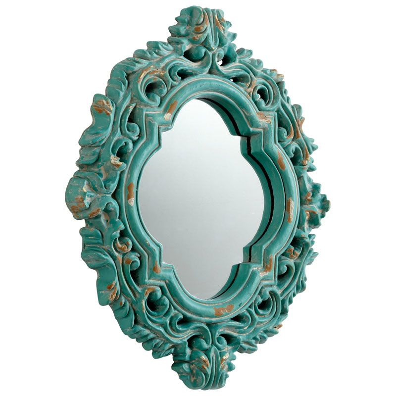 Cyan Design Fairest Of Them All Mirror 20.5 x 16 Fairest Of Them All Sale $110.00 ITEM#: 2867986 MODEL# :6151 UPC#: 190808030528 :