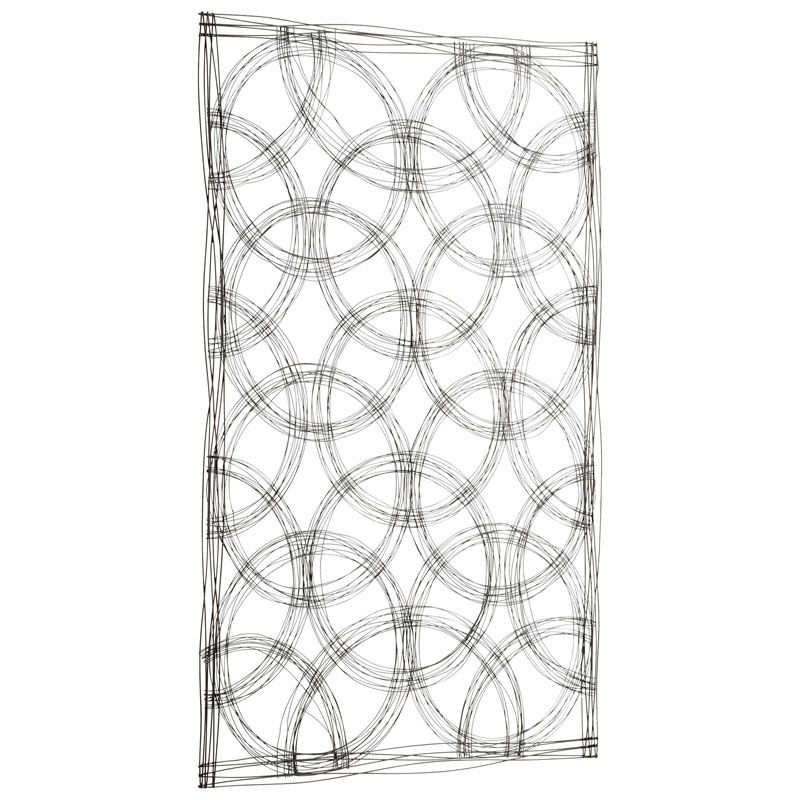 Cyan Design Large Kaleidoscope Wall Decor Kaleidoscope 67 x 44 Iron