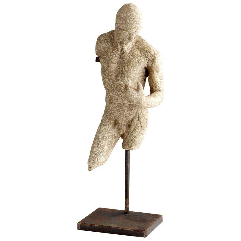 Cyan Design Anatomical Study Sculpture Anatomical Study 24.25 Inch