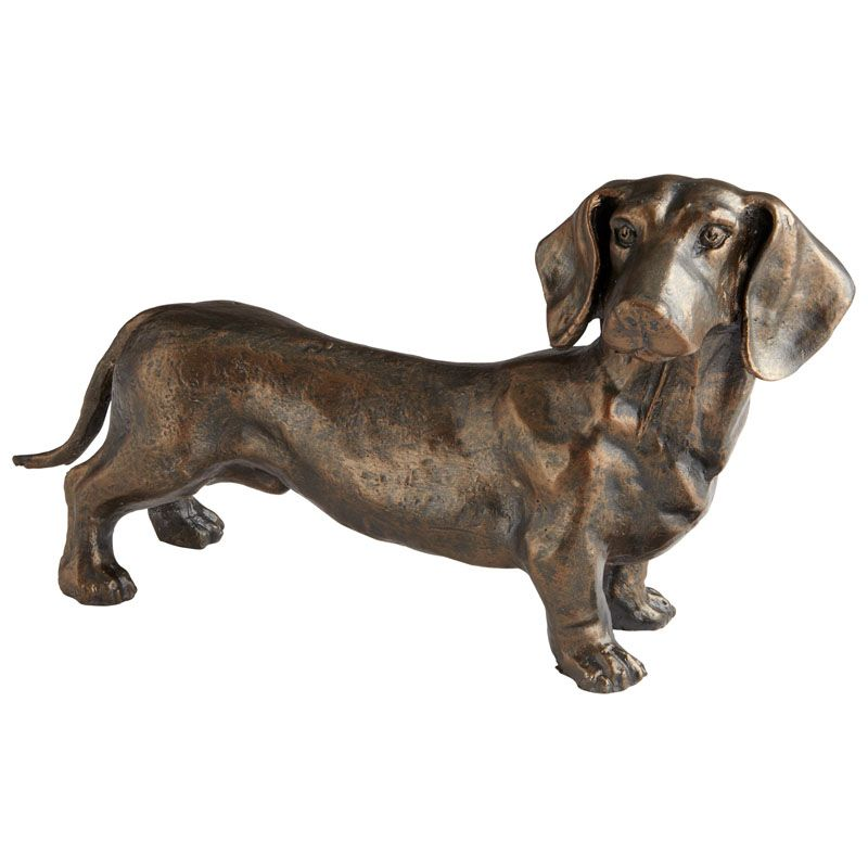 Cyan Design Fido Sculpture Fido 9 Inch High Iron Figurine Bronze Home