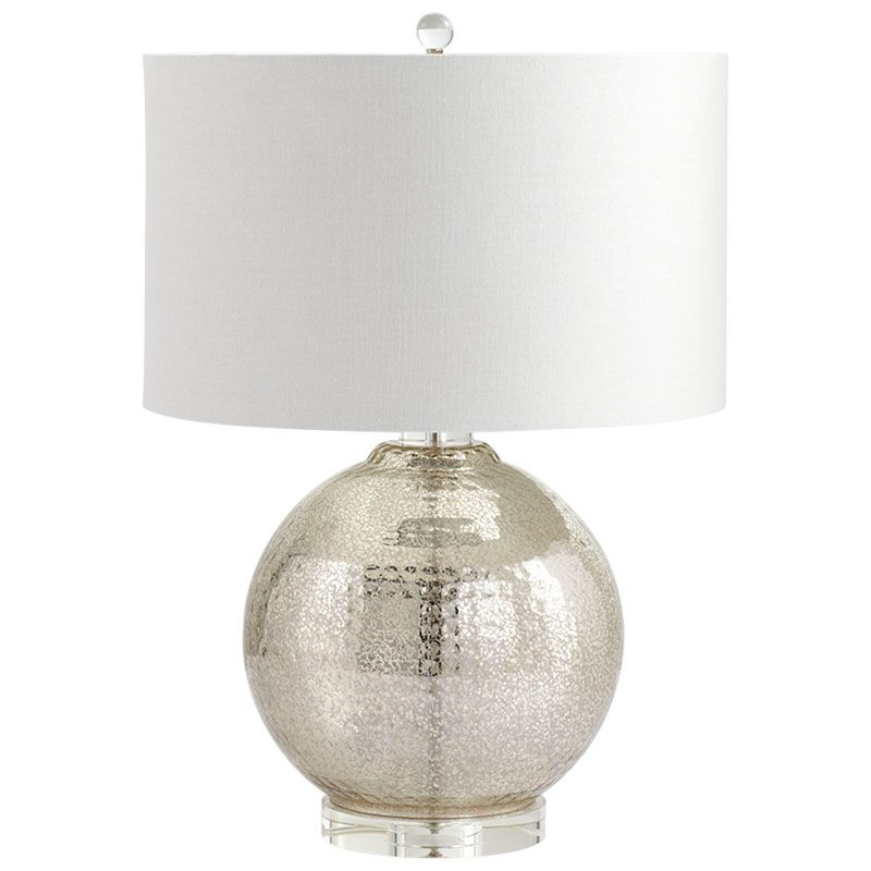 Cyan Design Hammered Reflections Table Lamp Hammered Reflections 1
