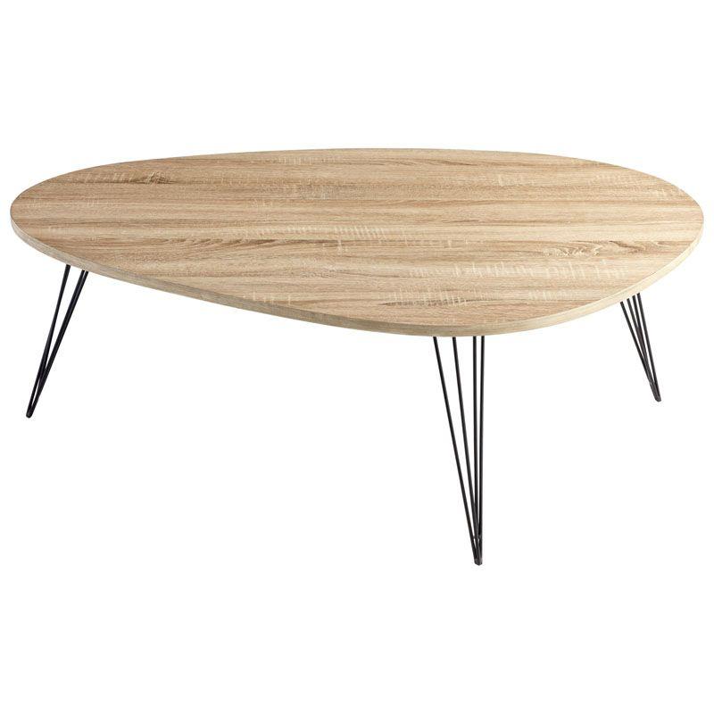 Cyan Design Lunar Landing Coffee Table Lunar Landing 44 Inch Long Wood