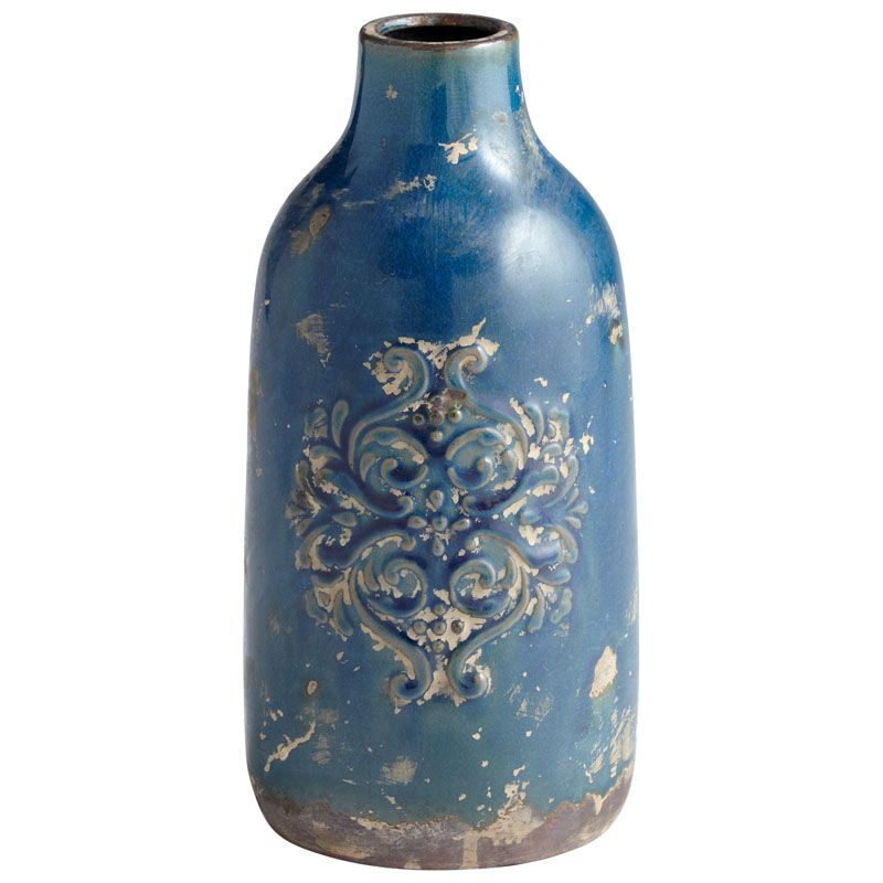 Cyan Design Small Garden Grove Vase Garden Grove 10.25 Inch Tall Terra Sale $40.00 ITEM#: 2869169 MODEL# :6400 UPC#: 190808029997 :
