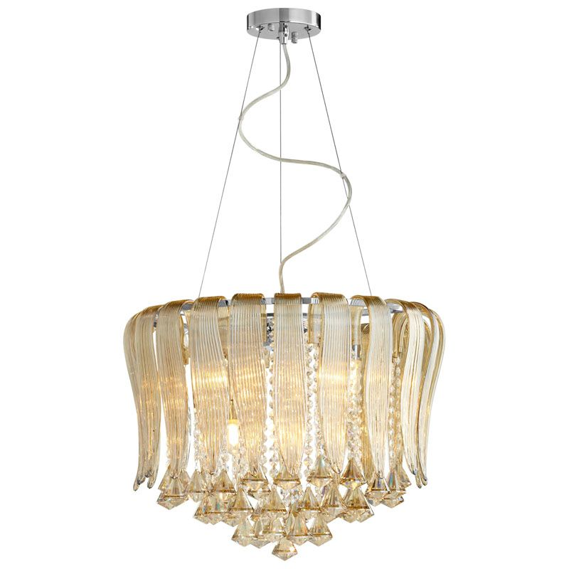 Cyan Design Olivia Seven Light Pendant Olivia 7 Light Pendant with