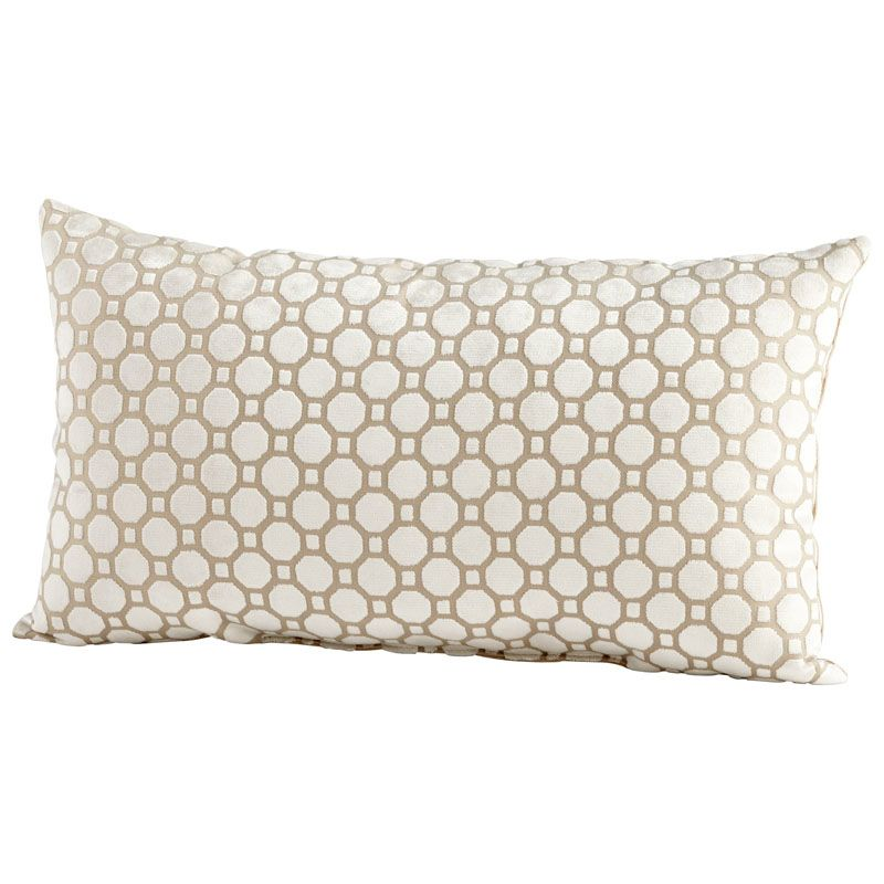 Cyan Design Raindrops Keep Falling Pillow Raindrops Keep Falling 14 x