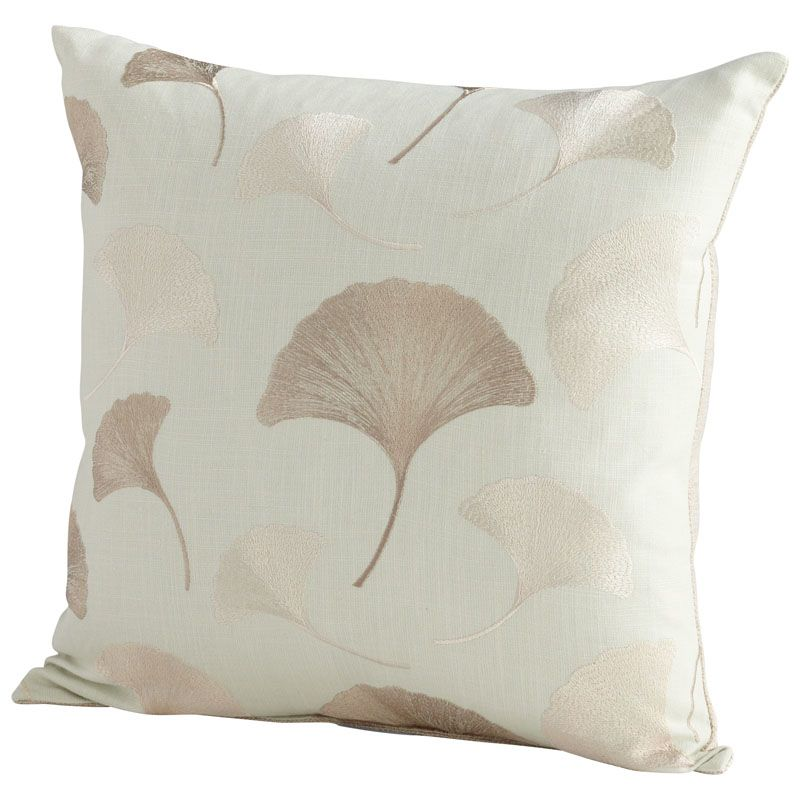 Cyan Design Secret Garden Pillow Secret Garden 18 x 18 Square Pillow