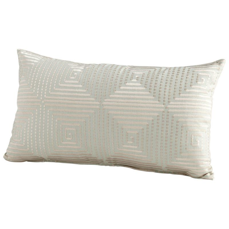Cyan Design Harlequin Shine Pillow Harlequin Shine 14 x 24 Rectangular