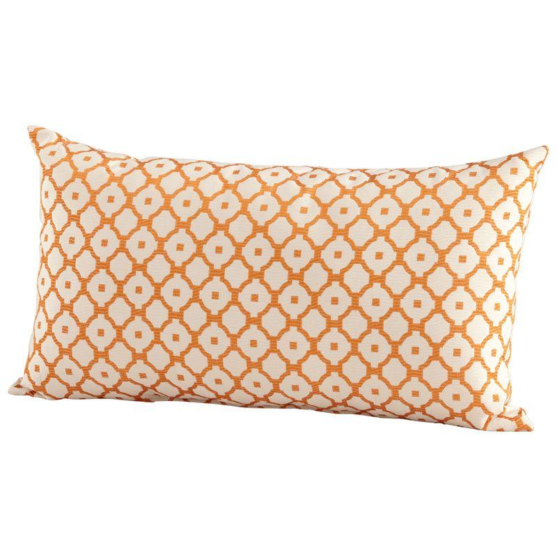 Cyan Design Dot Matrix Pillow Dot Matrix 14 x 24 Rectangular Pillow