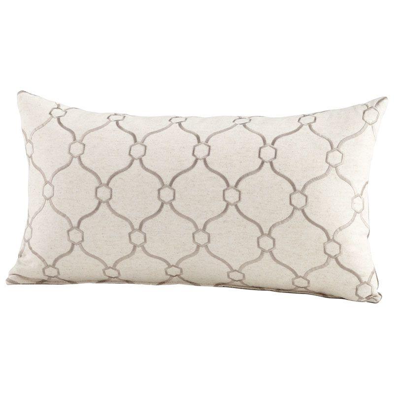 Cyan Design Linked Love Pillow Linked Love 14 x 24 Rectangular Pillow