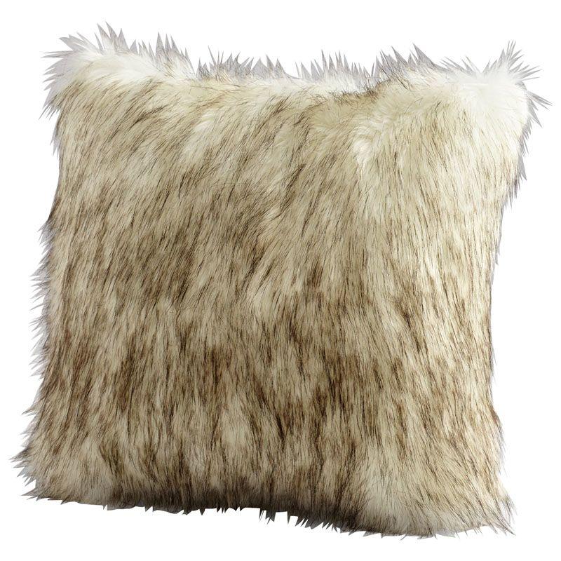 Cyan Design Prairie Wolf Pillow Prairie Wolf 18 x 18 Square Pillow