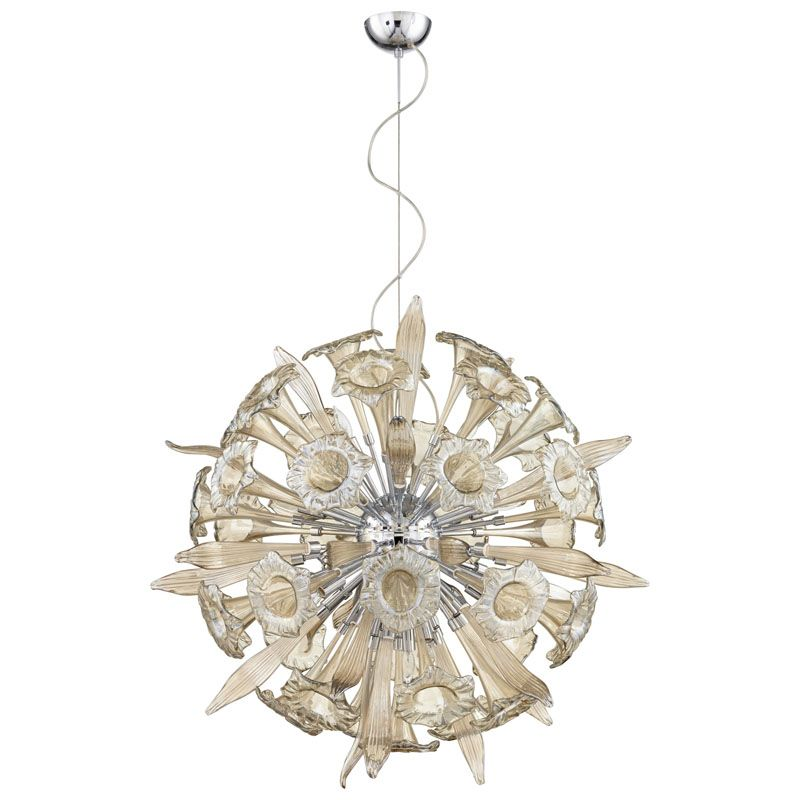 Cyan Design Remy Sixteen Light Pendant Remy 16 Light Pendant with