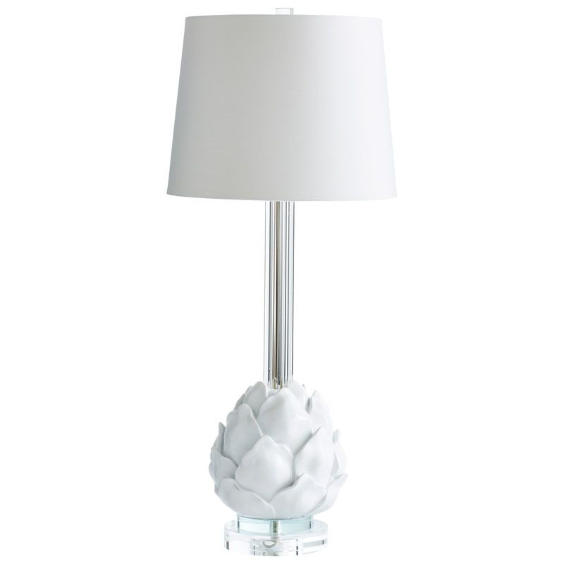 Cyan Design Chloe Table Lamp Chloe 1 Light Accent Table Lamp with