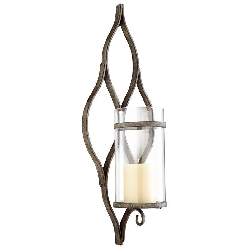 Cyan Design Cordoba Candle Holder Cordoba 22.75 Inch Tall Iron and