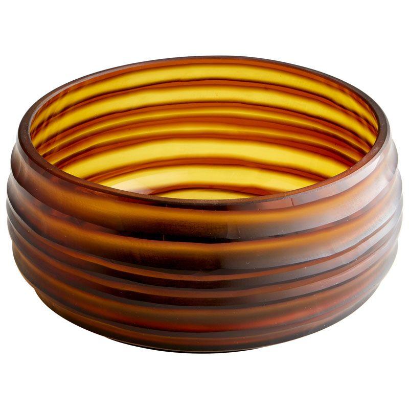 Cyan Design Large Tootsie Bowl Tootsie 11 Inch Diameter Glass