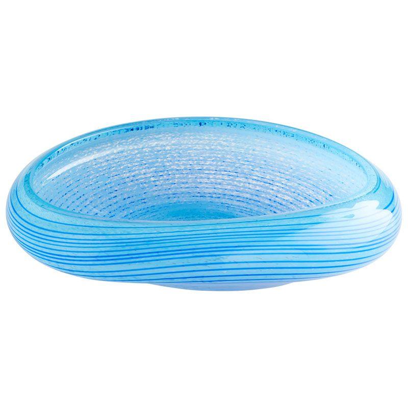 Cyan Design Small Spektor Bowl Spektor 13.25 Inch Wide Glass