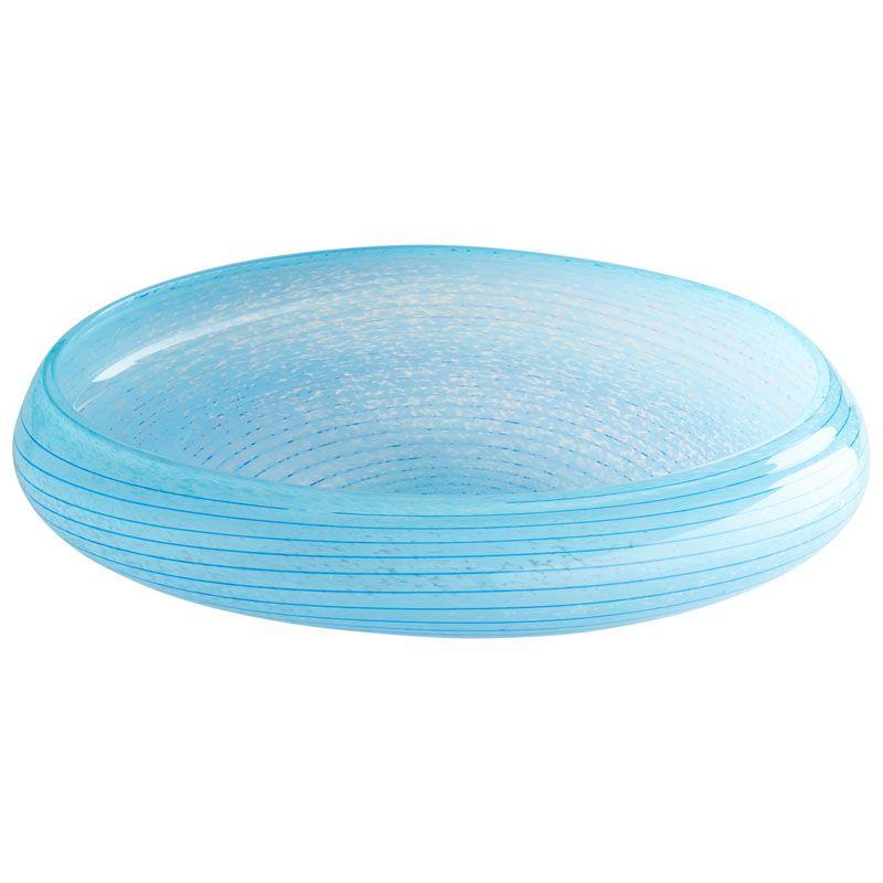 Cyan Design Medium Spektor Bowl Spektor 18 Inch Wide Glass Decorative