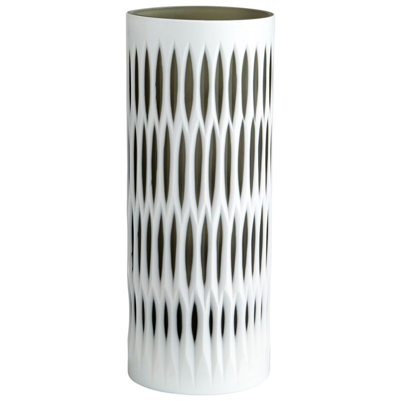 Cyan Design Medium Marquise Vase Marquise 11.75 Inch Tall Glass Vase