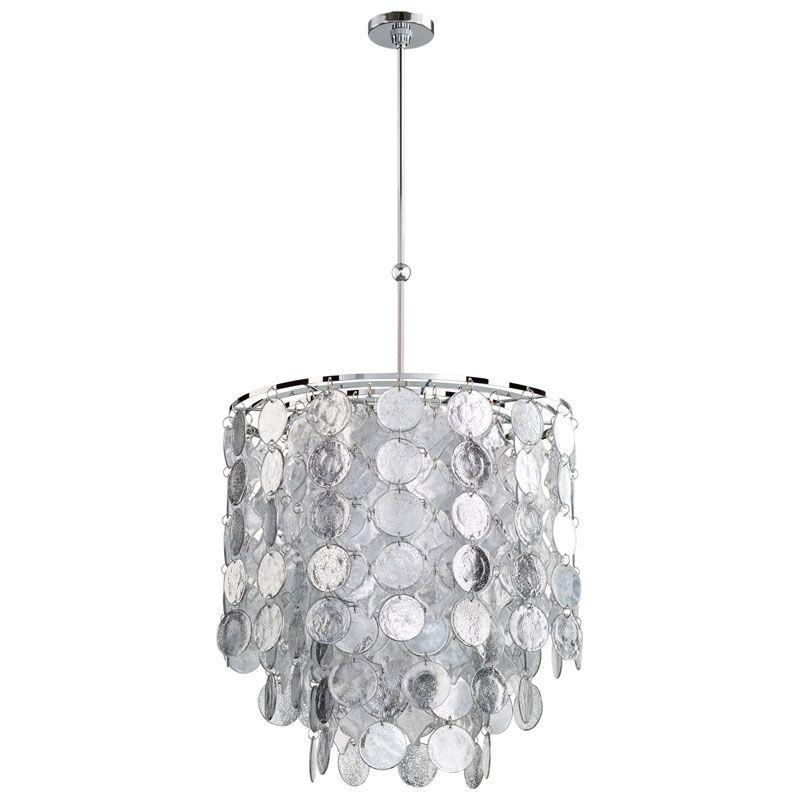Cyan Design Carina Nine Light Pendant Carina 9 Light Pendant with