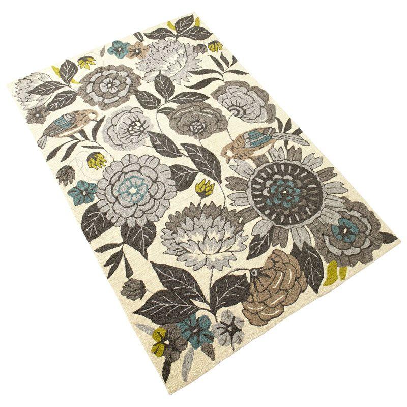 Cyan Design Royal Nouveau Rug Multi-Colored Royal Nouveau Polyester