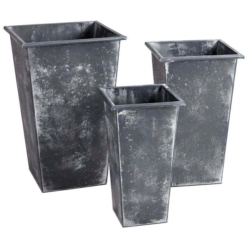 Cyan Design Calder Planters Calders 32 Inch Tall Iron Planter Zinc Sale $692.50 ITEM#: 2867761 MODEL# :6958 UPC#: 190808010377 :