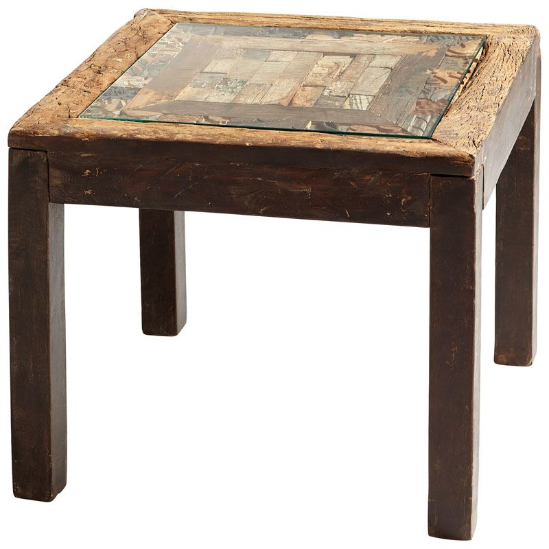 Cyan Design Collins Table Collins 26 Inch Long Wood Side Table Made in
