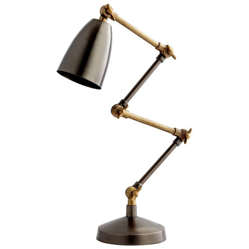 Cyan Design Angleton Desk Lamp Angleton Desk Lamp 1 Light Accent Table