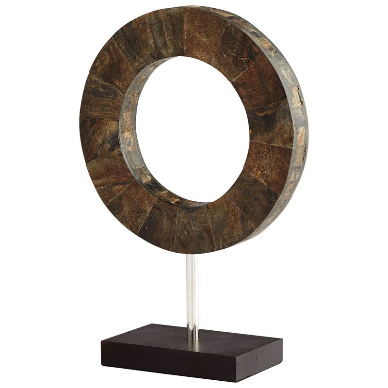 Cyan Design Small Portal Sculpture Portal 13.75 Inch Tall Horn Iron